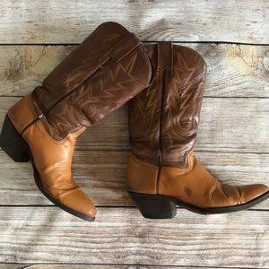 da497460e8b Vintage Biltrite Neoprene Cowboy Boots Mens 9.5 D